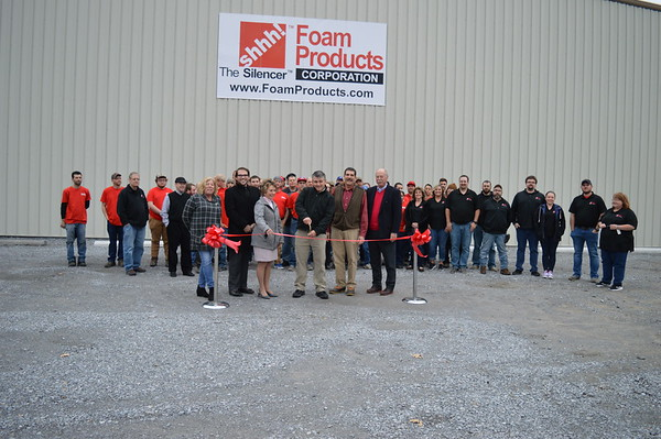 Foam Products Completes Expansion - December 2019