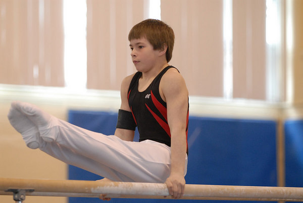 Maryland State Gymnastics Championship - Session 2 (Level 6,7) - Parallel Bars