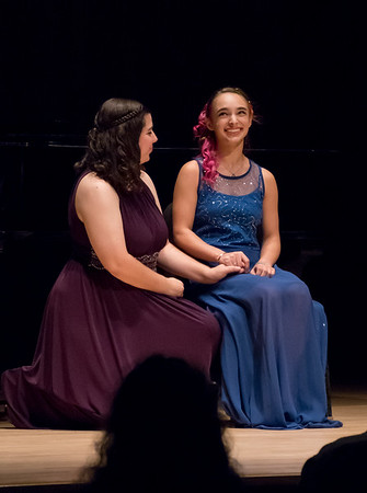 Jessica Gagne and friends Recital Oct. 2018