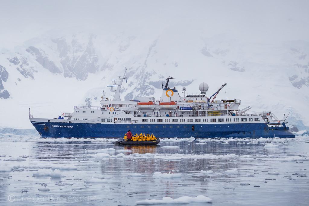 Can you go to Antarctica - Quark Expeditions - Lina Stock