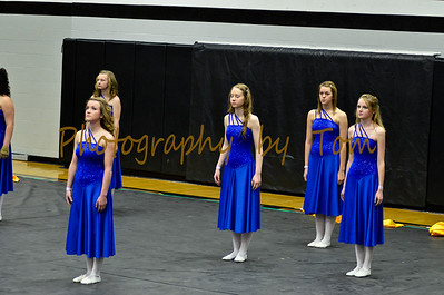 Sullivan HS Winter Guard