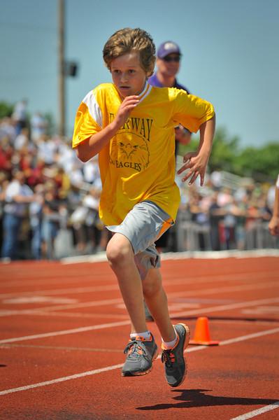 4th & 5th Grade Track Meet 5/16/12
