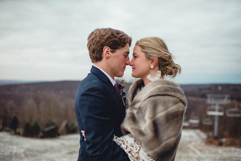 Requiem Images - Luxury Boho Winter Mountain Intimate Wedding - Seven Springs - Laurel Highlands - Blake Holly -1432.jpg