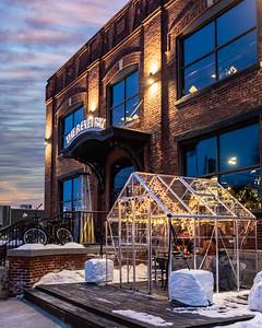 2021 Winter Greenhouse