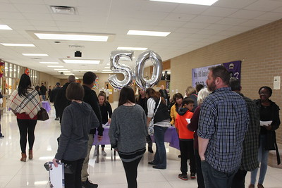Goodrich Middle School celebrates 50 years