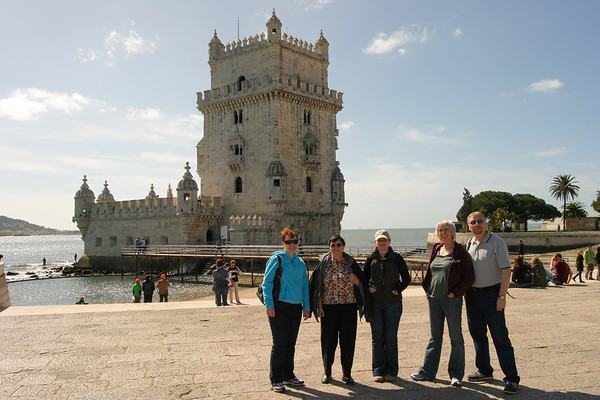 Lisboa Portugal - Belem Tower - March 2008