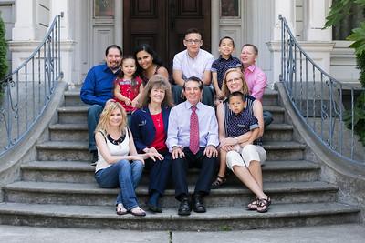 Hearne Families - August 2018