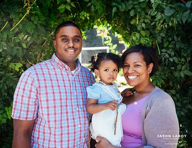 Rivera Candid Family Portraits