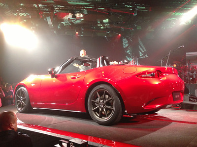 MX-5 ND Unveiling