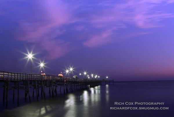 Iron Steamer Pier