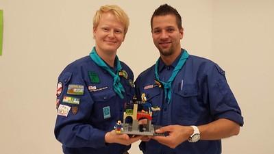 DDS korpsrådsmøde i Legoland og Lalandia