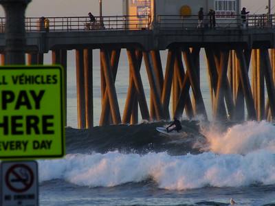 1/11/21 * DAILY SURFING PHOTOS * H.B. PIER