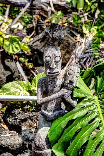 Heah-hunter? Kona, Hawaii