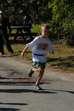 2009 Mighty Kids Triathlon - Run