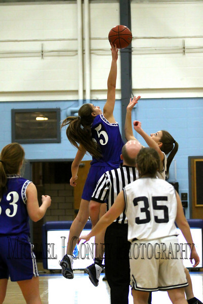 2009 (JV) Non-League MHS vs. Burrillville