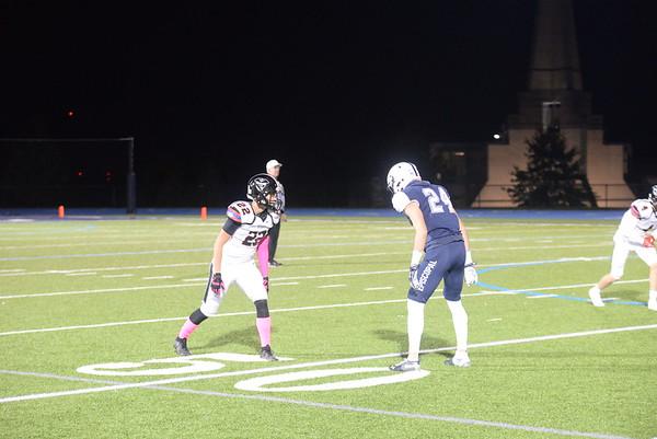 Varsity Football: GA at Episcopal Academy