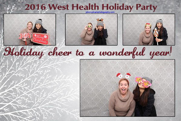 West Health Christmas Party 2016 12-15-16