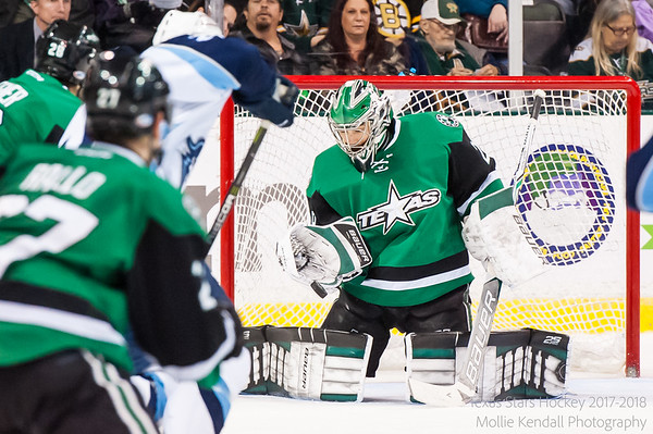 02-24-18 Texas Stars vs Milwaukee Admirals