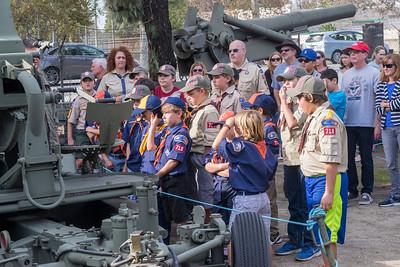 1626 Boy Scouts Tank Museum
