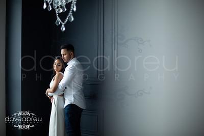 Zabina & Ali - Engagement