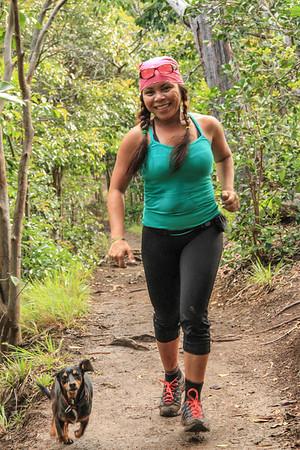 Aiea Trail 2014