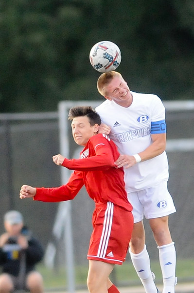 Randolph stands tall in goal as Wadsworth blanks Brunswick