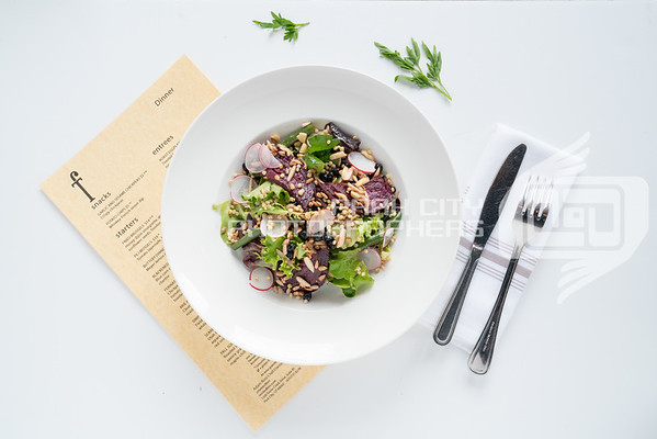 Twisted Fern Beet Salad