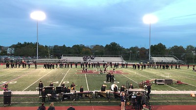 Hillsborough Band Competition