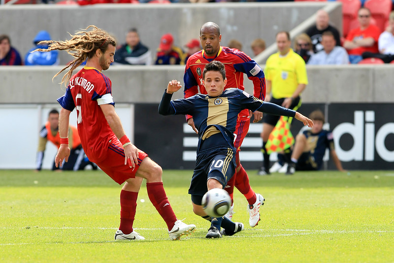 MLS: MAY 01 Philadelphia Union at Real Salt Lake