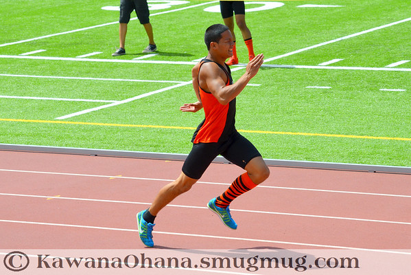 Cal Track / Ruby Tuesday Invitational 2014