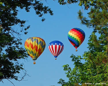 31st Annual Quechee Hot Air Balloon Festival