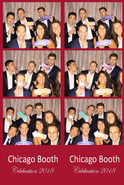 """University of Chicago Booth School of Business """" 2018 Celebration"""""""