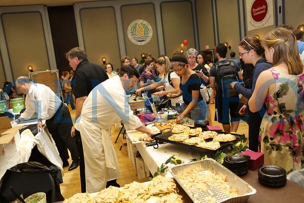 CAS Food Show (Photos by JB)