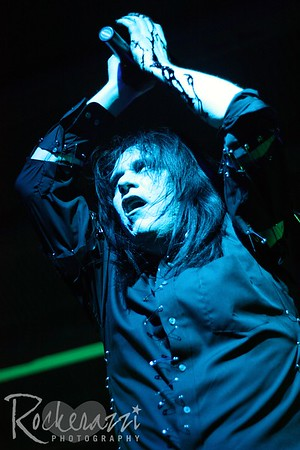 Lizzy Borden @ Backstage Live in San Antonio,  4/17/10