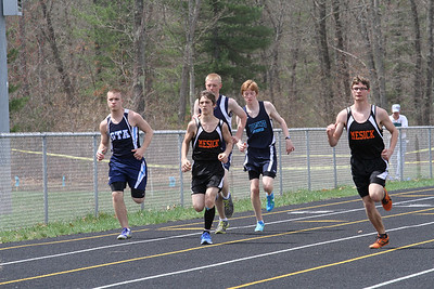 Boy's 1600 Meter Run - 2013 Brethren Invite