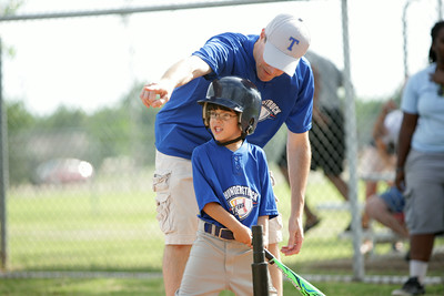 T-Ball at Griffin Park