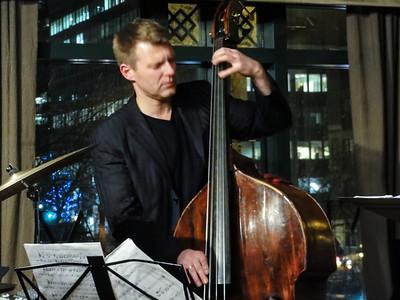 Martin Wind Quartet - Kitano - Feb 2011