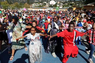 "PHOTOS: Its a Halloween ""Thriller"" at Laurel Elementary School"