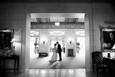 Wedding album: Lori and Harris at the Broadmoor in Colorado Springs