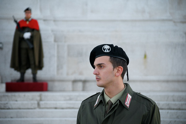 Ignoto Militi - The Unknown Soldier - Rome, Italy