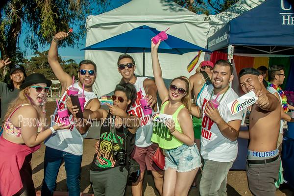 San Diego Gay Pride 2014