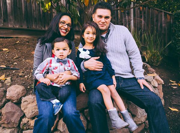 Wilbur Family Portrat | 11.23.14