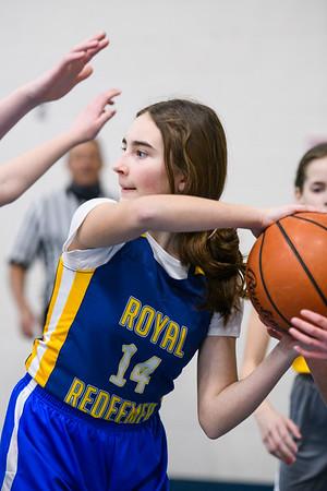 2021-02-20 Rockets Girls Basketball