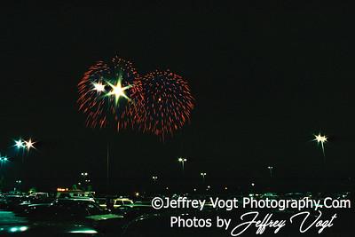 Gaithersburg Fireworks, Photos by Jeffrey Vogt Photography