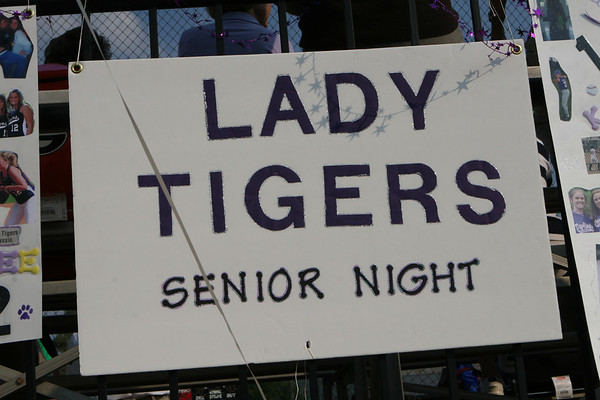 Darlington Senior Night 2007