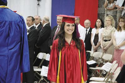 Mount St. Charles Graduation 2011