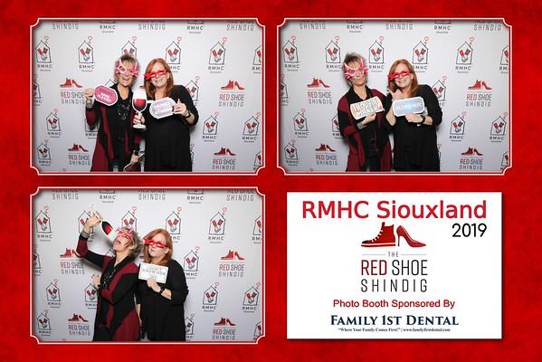 11-22-19 Red Shoe Shindig
