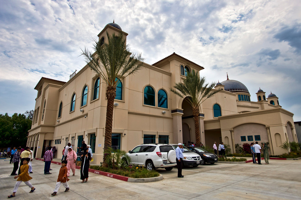 . New Islamic Center of San Gabriel Valley opens in time for Ramadan in Rowland Heights on Friday, July 5, 2013. (SGVN/Staff photo by Watchara Phomicinda)
