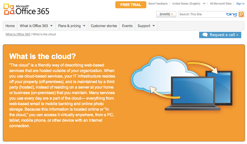 Office 365 Spinning the Cloud.png