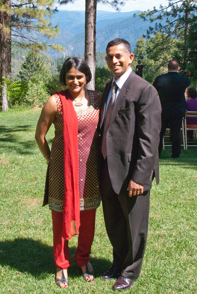 Bhumisha and me